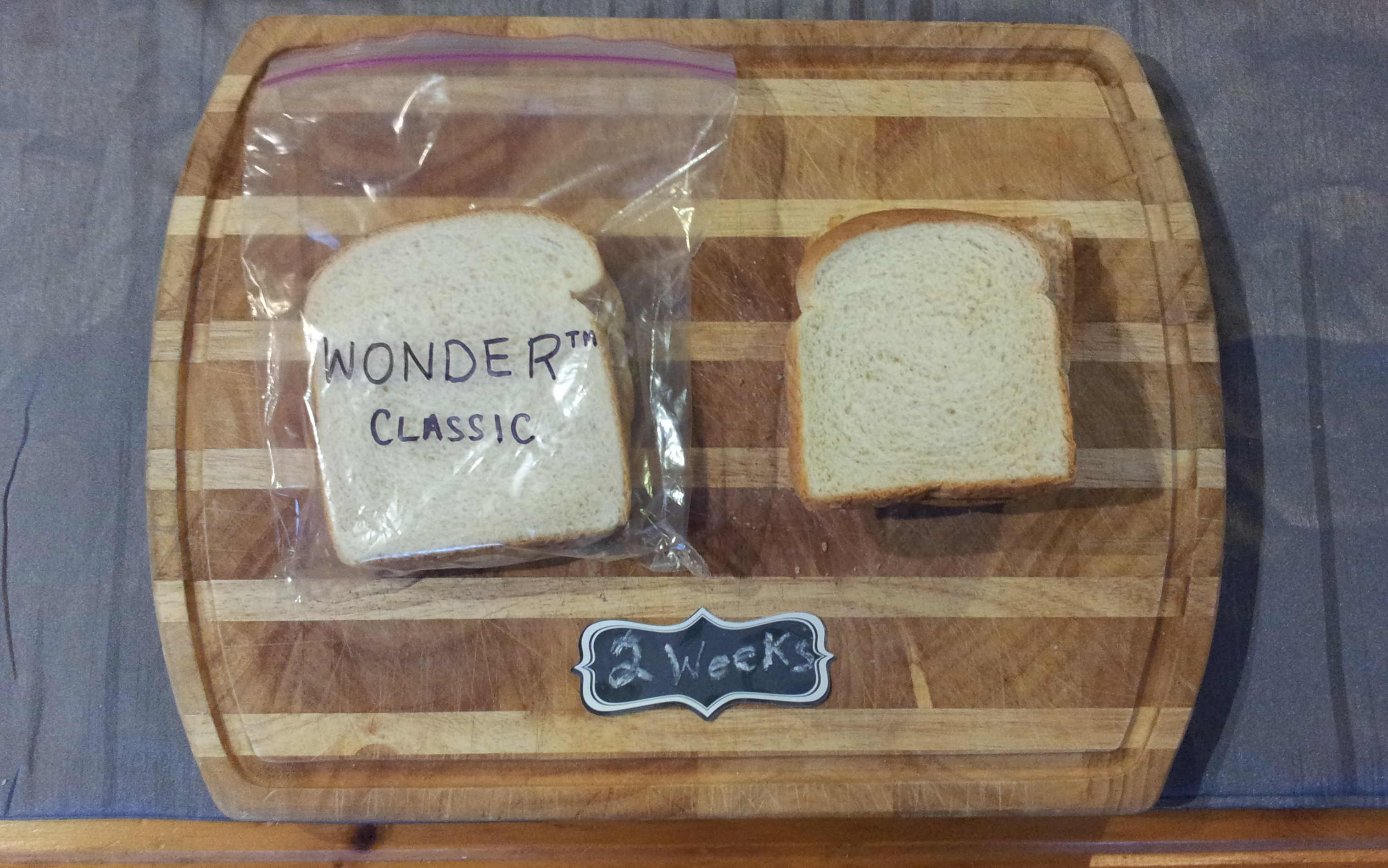 The Great Bread Experiment: Week 2 — Natural Disaster